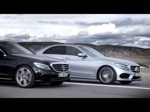 Mercedes-Benz C-class W205 — Trailer