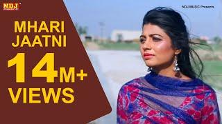 Latest Song 2016 - 2017 ! Mhari Jaatni ! Sachin ,TR ! म्हारी जाटणी ! New Haryanvi Dance Song ! NDJ