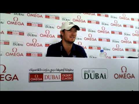 Chris Wood on Gary Player tweet after his Qatar Masters 2013 win