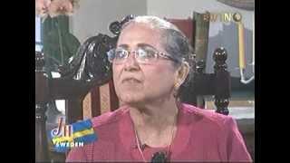 getlinkyoutube.com-Es triste que no se quiera hablar de la fe - Talat Strokirk (ex musulmana)