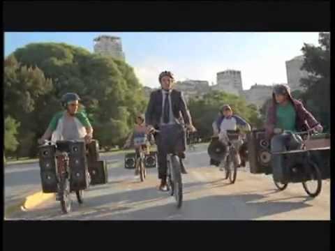 """Publicidad Movistar - """"Bicicleta"""""""