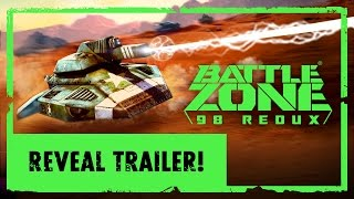 Battlezone 98 Redux - Reveal Trailer