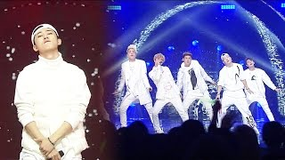 getlinkyoutube.com-《RHYTHMICAL》 iKON(아이콘) - 리듬 타(RHYTHM TA) @인기가요 Inkigayo 20151018