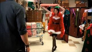 getlinkyoutube.com-Alison Brie Sexy Santa