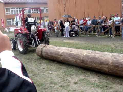 malotraktory JINMA244 - preteky
