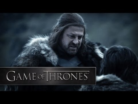 Game Of Thrones &quot;The Game Begins&quot; Preview (HBO)