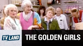 Condoms Rose!! Condoms, Condoms, Condoms! | The Golden Girls | TV Land