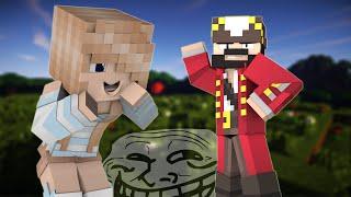 getlinkyoutube.com-Trolling a Fan Girl in Minecraft