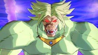 getlinkyoutube.com-【地獄エリア 超ボス:大猿ブロリーに大苦戦】DBH ドラゴンボールヒーローズ【新生ブロリー編】【VS Golden Great Ape Broly】【GAME PLAY】