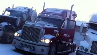getlinkyoutube.com-Detroit Diesel 60 Series cold start