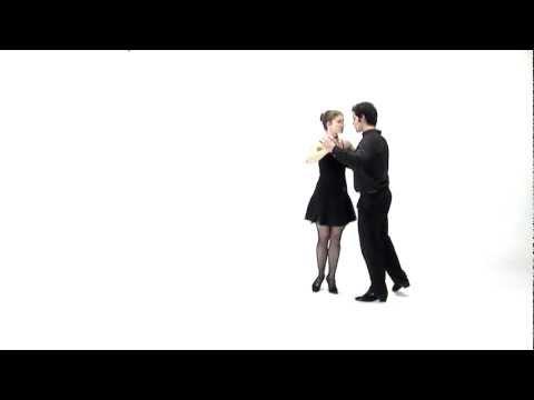 Tango Nivel 3 Repaso (2/12) - Academia de Baile
