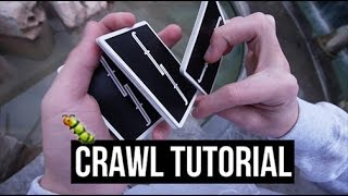 getlinkyoutube.com-CRAWL by Franco Pascali | Cardistry Tutorial | Fontaine Cards