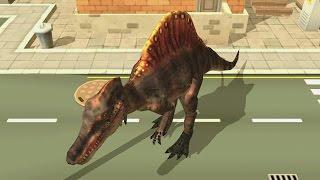 getlinkyoutube.com-Dinosaur Simulator: Dino World Android Gameplay #9