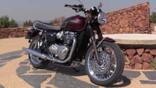 getlinkyoutube.com-2016 Triumph Bonneville T120