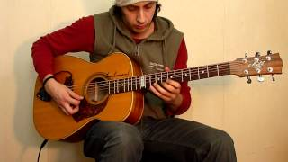 getlinkyoutube.com-All Of Me - Gypsy Jazz Style Guitar