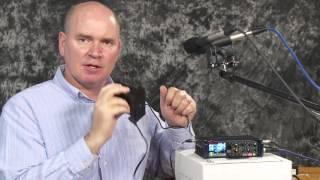 getlinkyoutube.com-Zoom F8 Audio Recorder Power Options - An In-depth Look