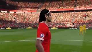 getlinkyoutube.com-FIFA 15 - Manchester United Faces w/ PC MODS (2715