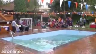 getlinkyoutube.com-مواج شدن آب استخر هتل هنگام زلزله