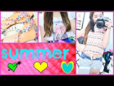 Pre-Summer Fashion Haul- Urban Outfitters, Forever 21, & more!