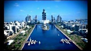 getlinkyoutube.com-Proyek Ambisius Pulau Khazar Azerbaijan