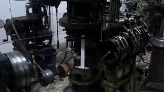 getlinkyoutube.com-Maquinas de meias uniplet mecânicas de duplo cilindro