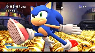 Sonic Generations mod Warriors World Act2