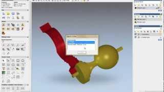Rotary modello 3D nella Pro