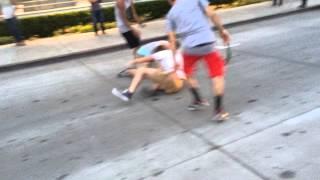 getlinkyoutube.com-NEWPORT BEACH STREET FIGHT
