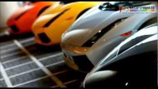 getlinkyoutube.com-YC063114 Lamborghini- 1/14 Scale Lamborghini Radio Remote Control Model Car