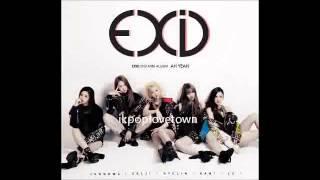 getlinkyoutube.com-EXID - Ah Yeah Full Audio