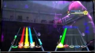 Guitar Hero Warriors of Rock: Bleed It Out Guitar/Bass 100% FC #7