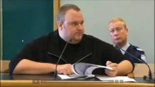 getlinkyoutube.com-MEGAUPLOAD - Kim Dotcom proves judge wrong in court