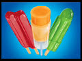 Cotton Candy & Popsicles--ICP