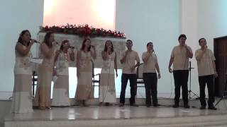 getlinkyoutube.com-Cristo, Vim Contigo Estar - Vocal Vida em Recital