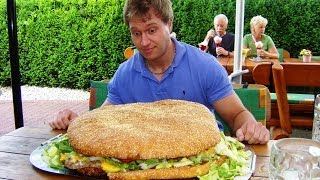 getlinkyoutube.com-Top 10 Burger Challenges