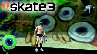 getlinkyoutube.com-Skate 3 - Part 2 | MY LOGO IS IN THE GAME! | Hall of Meat for everyone!
