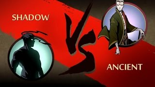 getlinkyoutube.com-Shadow Fight 2 Shadow VS Ancient
