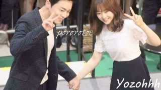 getlinkyoutube.com-Jo Jung Suk & Park Bo Young Cute Couple Pic. FMV (Oh My Ghost tvN drama 2015)