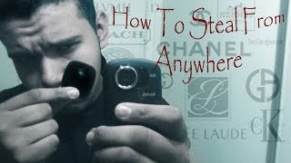 getlinkyoutube.com-How to Steal From The Mall ,Walmart ,Target ,Ect