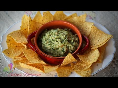 অ্যাভকাডো সালাদ || ওয়াকামোলে || Guacamole || Avocado Salad || Avocado Dipping || R# 117