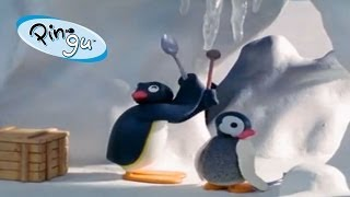 getlinkyoutube.com-Pingu: Pingu Makes Music