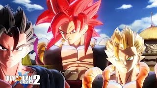 getlinkyoutube.com-Dragon Ball XENOVERSE 2 THE FINAL PARALLEL QUEST? PQ 100 Gameplay