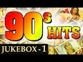 Best of 90s Hindi Songs - Jukebox 1 - Non Stop Bollywood Old Hits 1990-1999