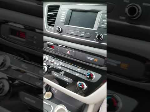 2018 kia Sedona lx seatbelt chime