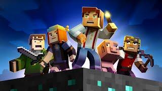 getlinkyoutube.com-Minecraft Storymode - Episode 1: FULL GAME MOVIE (No Commentary)