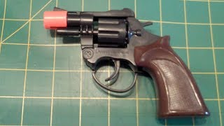 getlinkyoutube.com-Make a BB Gun from a Cap Gun 200+ FPS