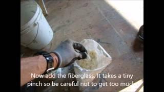 getlinkyoutube.com-How to make your own floor tiles