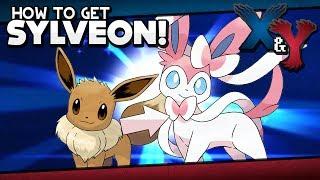 Pokémon X and Y - How to Get Sylveon | Pokémon Amie Guide!