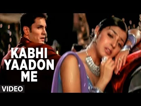 Kabhi Yaadon Me Aau - Full Video Song by Abhijeet (Tere Bina)