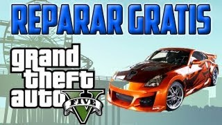 getlinkyoutube.com-TRUCO GTA V    COMO REPARAR CUALQUIER VEHICULO AL 100% Y GRATIS    TRUCOS GTA 5 HD